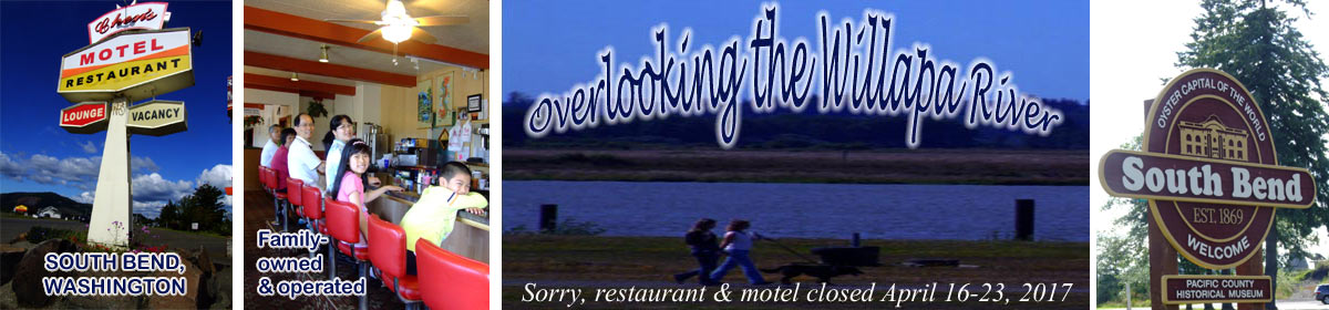 Chen's Restaurant, Motel and RV Park